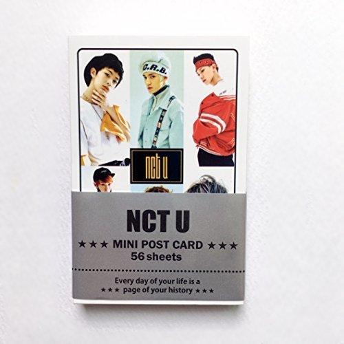 NCT Photocards New Version 56pcs