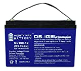 Best  - Mighty Max Battery 12V 100AH GEL Battery Replacement Review
