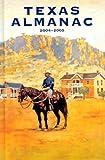 img - for Texas Almanac book / textbook / text book