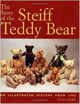 Reference books on vintage steiff toys