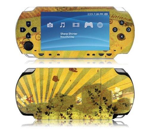 Zing Revolution MS-SHRP10179 Sony PSP- Sharp Shirter- Beautiful Day Skin