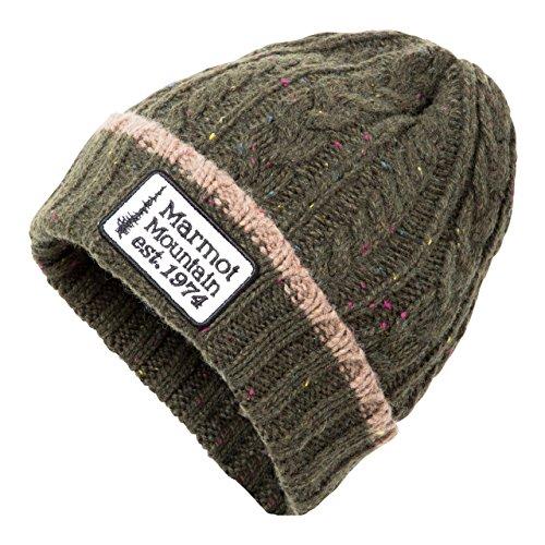 全能解体するラジカルマーモット(Marmot) Nep Cable Knit Cap MJC-F7328