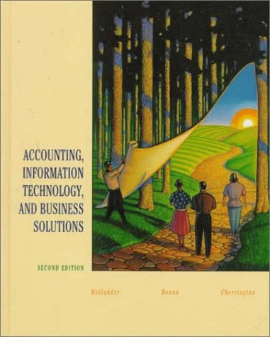 Accounting, Information Technology,  and Business Solutions -