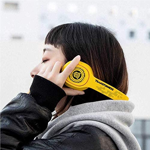 HNSYDS ワイヤレスゲーミングヘッドセットヘッドセット調節可能なイヤーパッドは、2つの色を運ぶ快適な通気性のヘッドフォン折り畳み式を着用して選択することができます ゲーミングヘッドセット (Color : Blue)