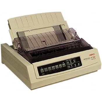 Amazon.com: Oki MICROLINE 320 Turbo Mono Dot Matrix Printer ...
