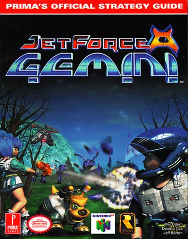 (Jet Force Gemini (Prima's Official Strategy)