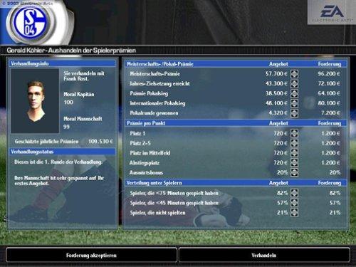 Fussball Manager 2004 Pc Amazon De Games