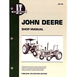JD-55 John Deere 1250 1450 and 1650 Tractor Manual