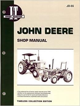 JD-55 John Deere 1250 1450 and 1650 Tractor Manual: by Publisher:  Amazon.com: BooksAmazon.com