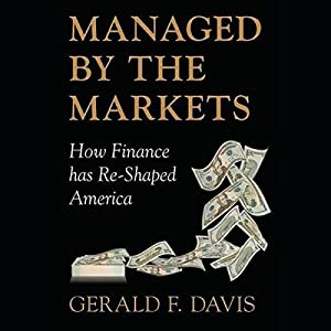 Managed By the Markets Audiobook