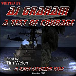 A Test of Courage Audiobook
