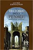 Image de Histoire de la pensée : D'Homère à Jeanne d'Arc