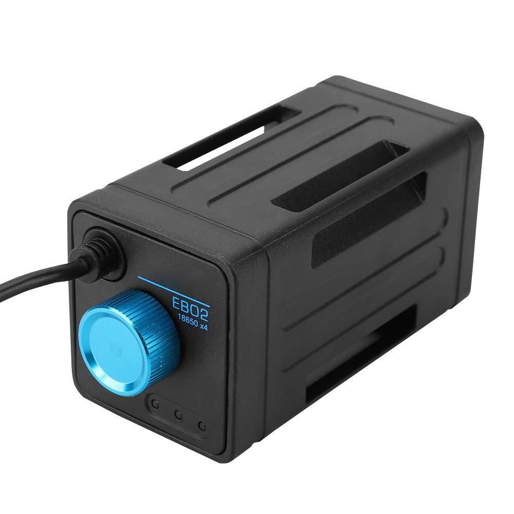 Amazon.com: Caja de batería, portátil, resistente al agua ...
