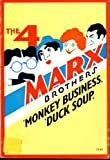 The Four Marx Brothers in Monkey Business and Duck Soup (Classic film scripts)
