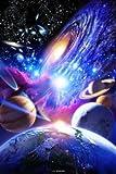 スターリーテイルズ the Zodiac by KAGAYA 1000ピース THE UNIVERSE -星の世界-【光るパズル】 (50cm×75cm、対応パネルNo.10)