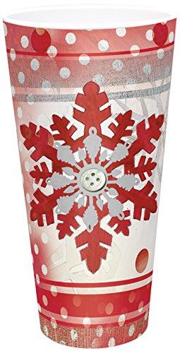 Lisa Dining Collection (Lang Winter Holiday Melamine Tumbler by Lisa Kaus (2100002))