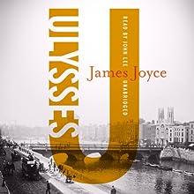Ulysses Audiobook by James Joyce Narrated by John Lee