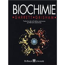 Biochimie garrett