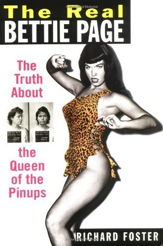 Bettie Page Pin Ups - 8