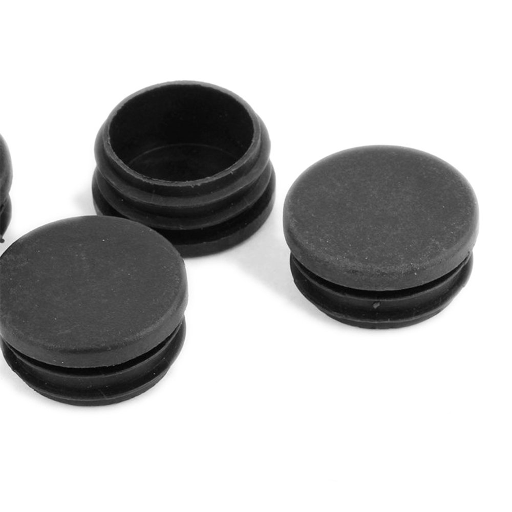Potelin Furniture Chair Foot Tube Insert Insert end Cap Cover Plastic Circular Shape 60 mm Diameter 4 Pieces by Potelin (Image #6)
