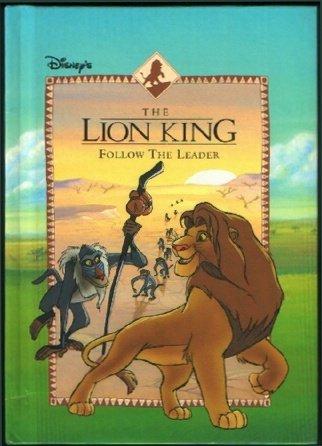 Follow The Leader Disney S The Lion King Mcbrier Page 9780717283521 Amazon Com Books
