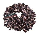 From The Attic Crafts Primitive Americana Rag Wreath America The Beautiful