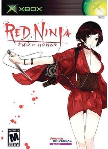 Red Ninja: End of Honor - Xbox: Artist Not ... - Amazon.com
