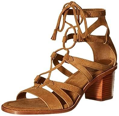 Amazon Com Frye Women S Brielle Gladiator Dress Sandal Shoes