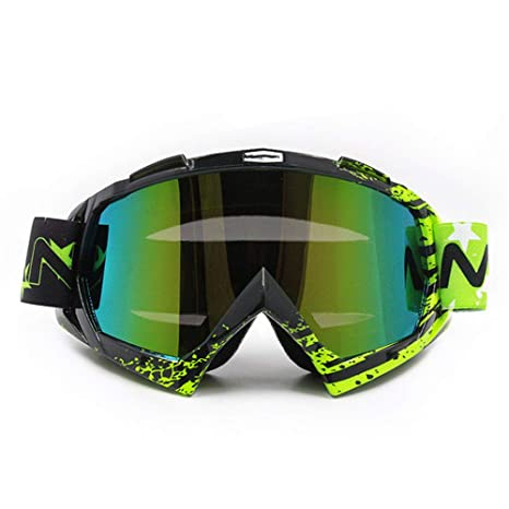 9e5c3a4cae FORTUN Ski Goggles Unisex and Teen Glasses Windproof Sand Goggles(Style1 F)