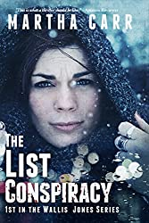 The List Conspiracy (Wallis Jones Series Book 1)