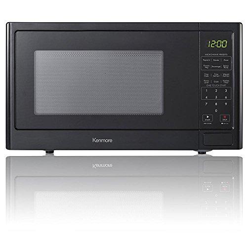 Kenmore 0.9 cu. ft. Countertop Microwave Oven - Black