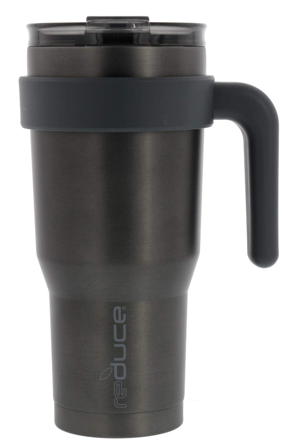 Reduce Hot-1 Travel Coffee Mug, 24 oz – An Ideal Coffee Travel Mug, Take Your Warm Drink on the Go – Stainless Steel Tumbler with Handle and Lid – Insulated Coffee Mug Fits in Car Cupholder