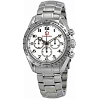 Omega Speedmaster Broad Arrow Olympic Collection Men's Watch