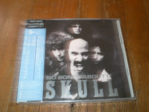 No Bones About It CD+OBI JAPAN Import - Skull Bones No
