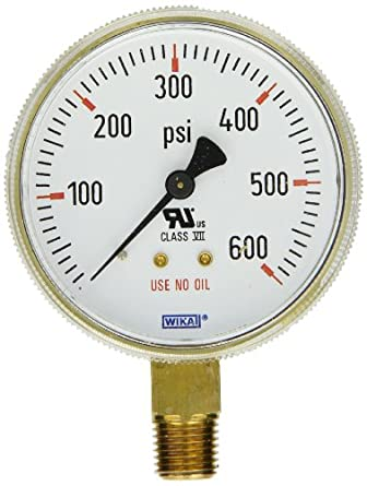 Independent Pressure Gauge Wikai Irrigation Equipment Industrial