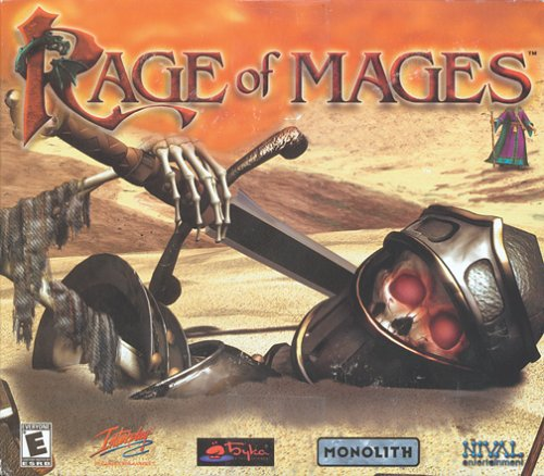 Rage of Mages Bundle (Jewel Case) - PC