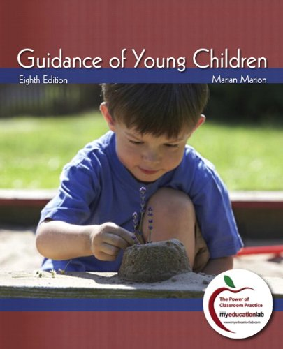 Guidance of Young Children, 8th Edition