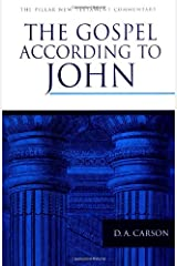 The Gospel according to John (The Pillar New Testament Commentary (PNTC)) Hardcover