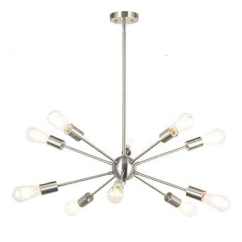 PLDO lámpara de iluminación 10 lámpara lámpara Moderna ...