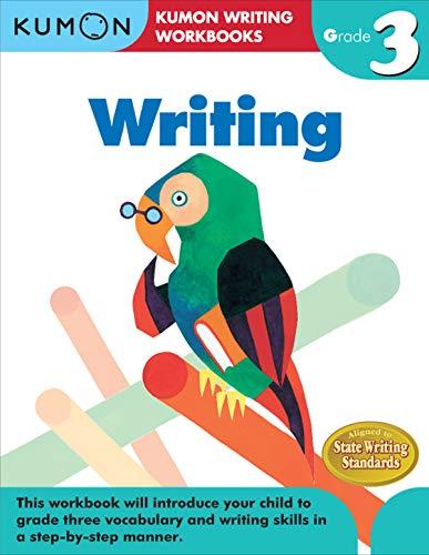 Grade 3 Writing (Kumon Writing Workbooks) (Kumon Math Grade 3)