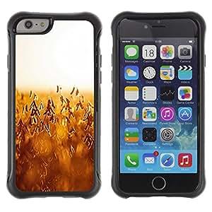Pulsar Defender Series Tpu silicona Carcasa Funda Case para Apple iPhone 6(4.7 inches) , Autumn harvest
