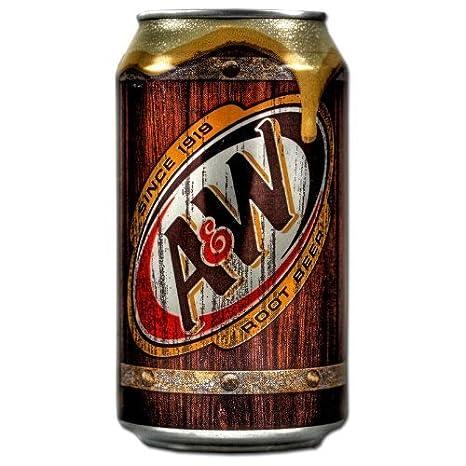 Amazon   A&Wのルートビア 355ml   エイアンドダブリュ   ノンアルコール飲料 通販