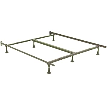 Hollywood bed frame Universal, all sizes-Made in USA with US steel ...