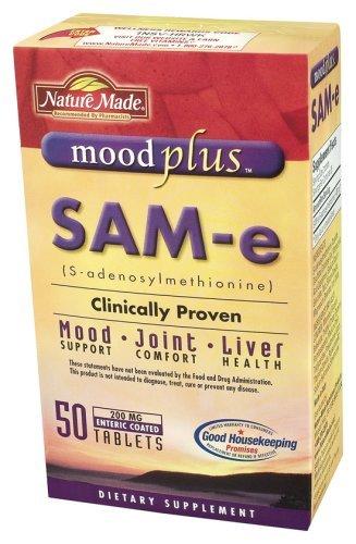 Sam-E STRESS  200 mg, 60 comprimés