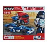 Kre-O Transformers Optimus Prime & Mirage 209 Pieces by KRE-O