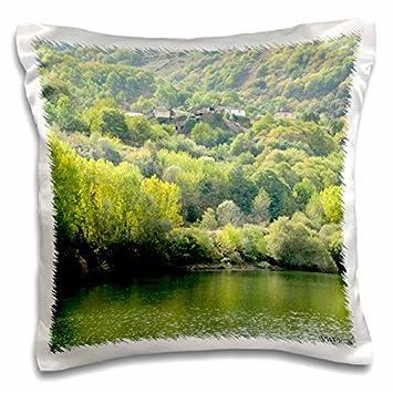 Amazon.com: VWPics Spanish Nature - The small village of ...