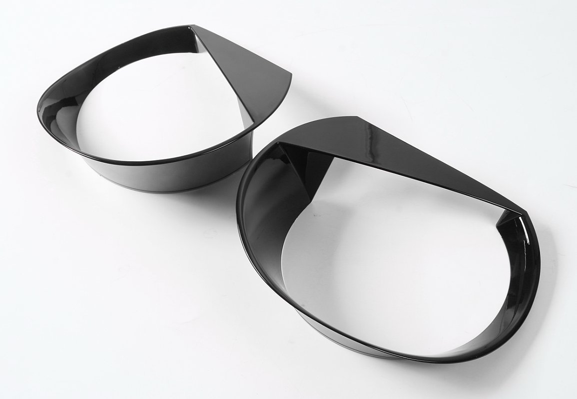 i-Shop Black Angry Bird Headlight Bezels Cover