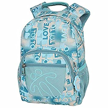 Totto MA04ECO001-1210N-6ZA - Mochila escolar acuarela, color generico: Amazon.es: Equipaje