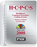 HCPCS 2008 Spiral, PMIC Editorial Staff, 1570664560