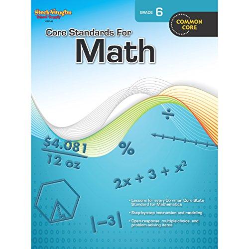 Core Standards for Math: Reproducible Grade 6